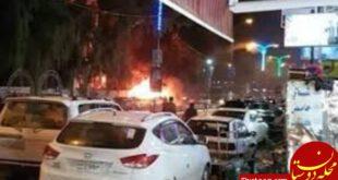 کشته و زخمی شدن 18 عراقی در دو انفجار در موصل