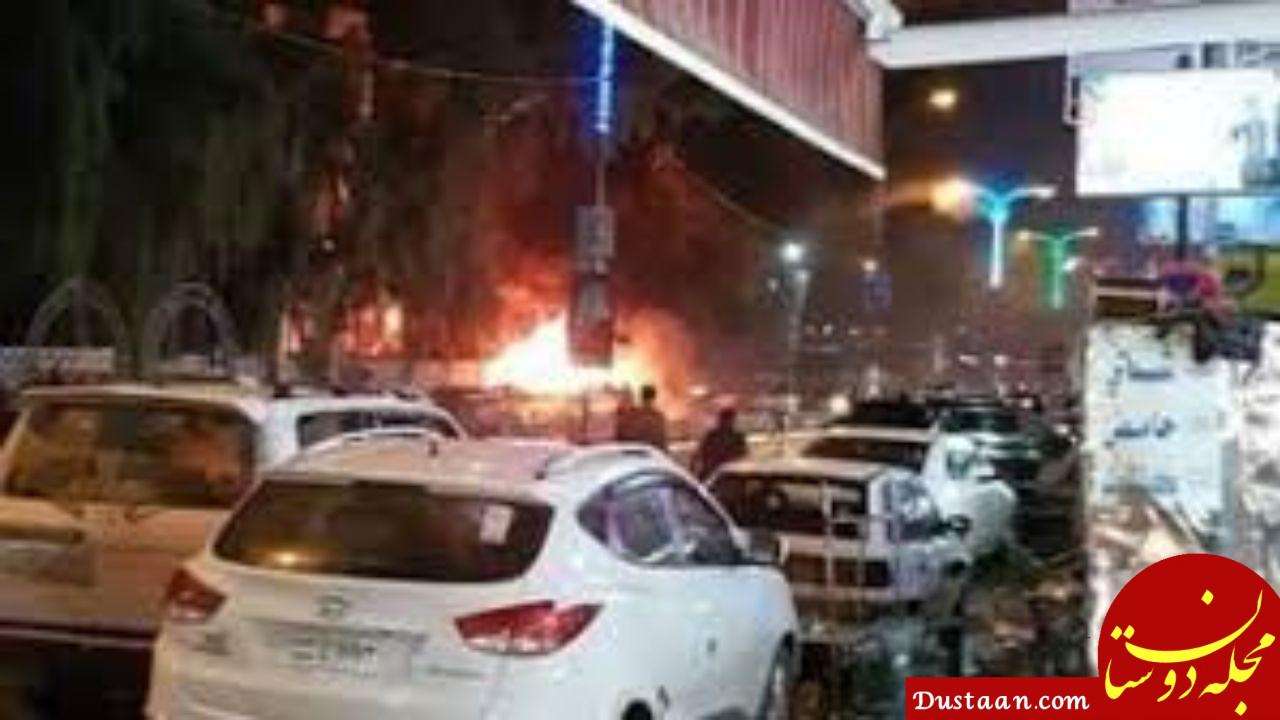 www.dustaan.com کشته و زخمی شدن 18 عراقی در دو انفجار در موصل