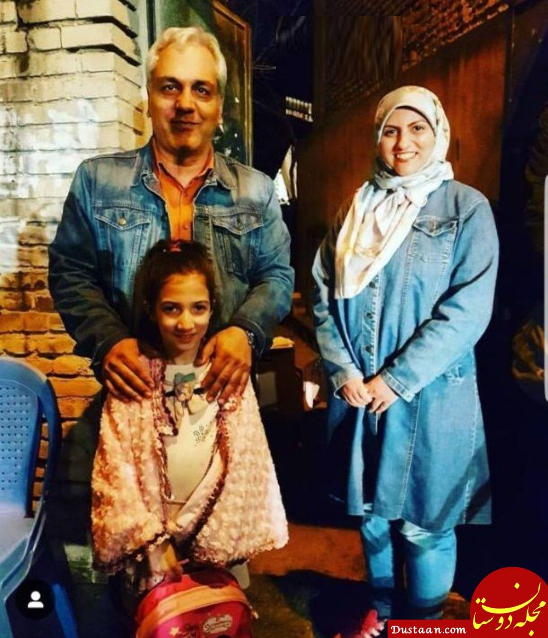 www.dustaan.com «مهران مدیری» در پشت صحنه سریال «هیولا»