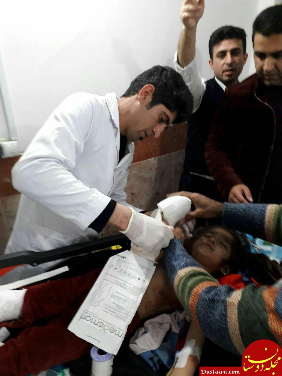 www.dustaan.com پیوند موفقیت آمیز دست کودک خردسال +عکس