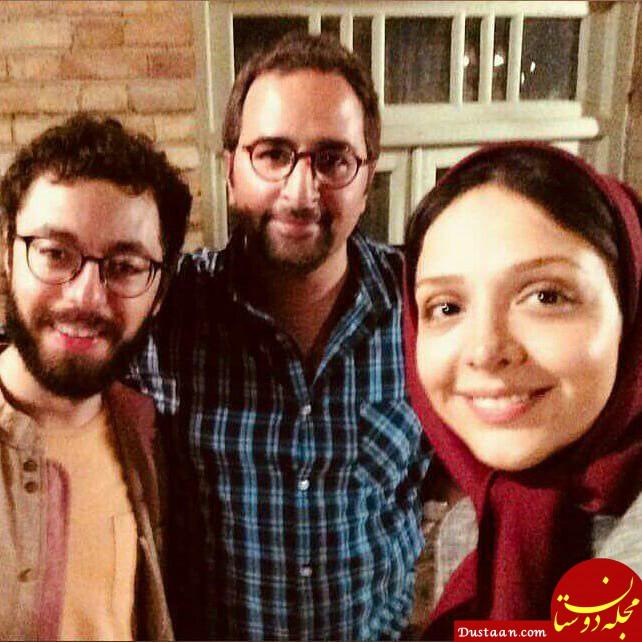 www.dustaan.com عکس های زیبا از پشت صحنه سریال گرگ و میش