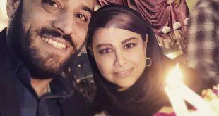 بیوگرافی امیریل ارجمند و همسر هنرمندش یاسمینا باهر +تصاویر