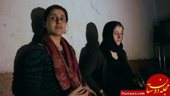 www.dustaan.com زندگی دردناک دختر 10 ساله ای که مورد تعرض داعش قرار گرفت +تصاویر