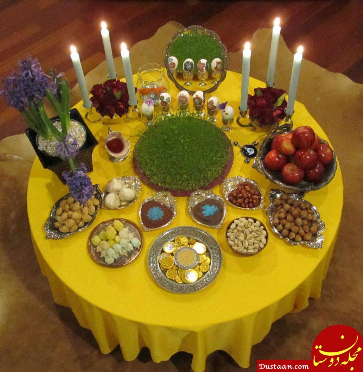 www.dustaan.com فرهنگ دید و بازدید عید