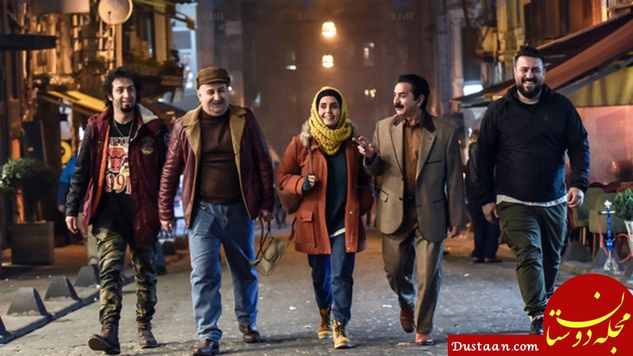 www.dustaan.com پایان فیلمبرداری «مطرب» محسن کیایی در استانبول