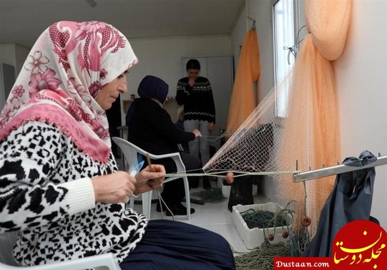 www.dustaan.com زنان ماهیگیر +عکس