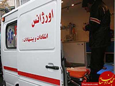 www.dustaan.com اولین حادثه چهارشنبه سوری در استان بوشهر