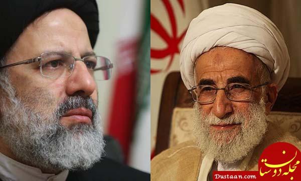 www.dustaan.com جنتی: برای انتخاب «رییسی» باید دست رهبری را بوسید