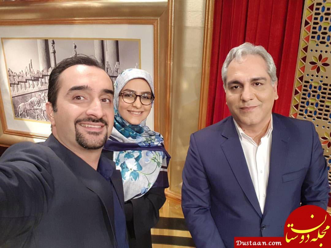 www.dustaan.com ادامه انتقادات تند مجری های تلویزیون از صحبت های محمدرضا گلزار