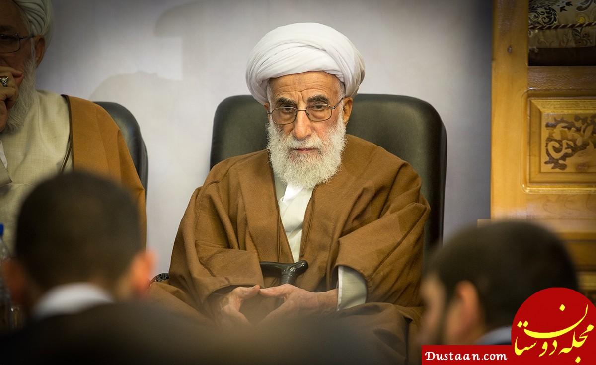 www.dustaan.com جزئیات جدیدی از ساخت مستند «آیت الله جنتی»
