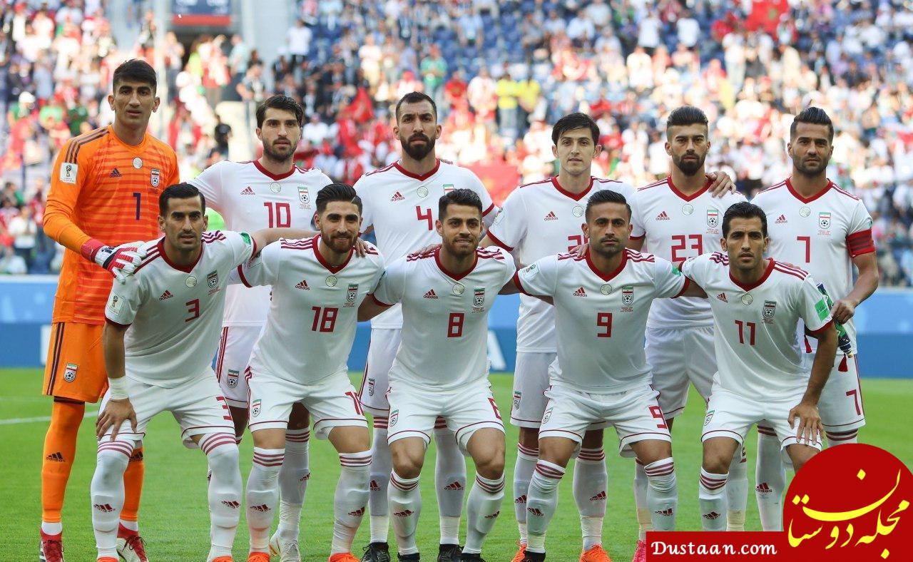 www.dustaan.com بازیکنانی که خالکوبی دارند، از تیم ملی حذف می شوند