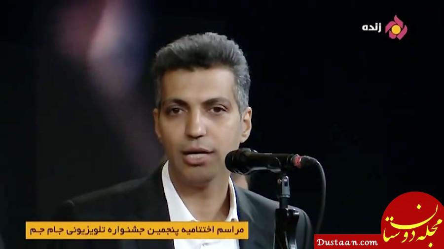 www.dustaan.com عادل فردوسی پور مجری برنامه نود می ماند