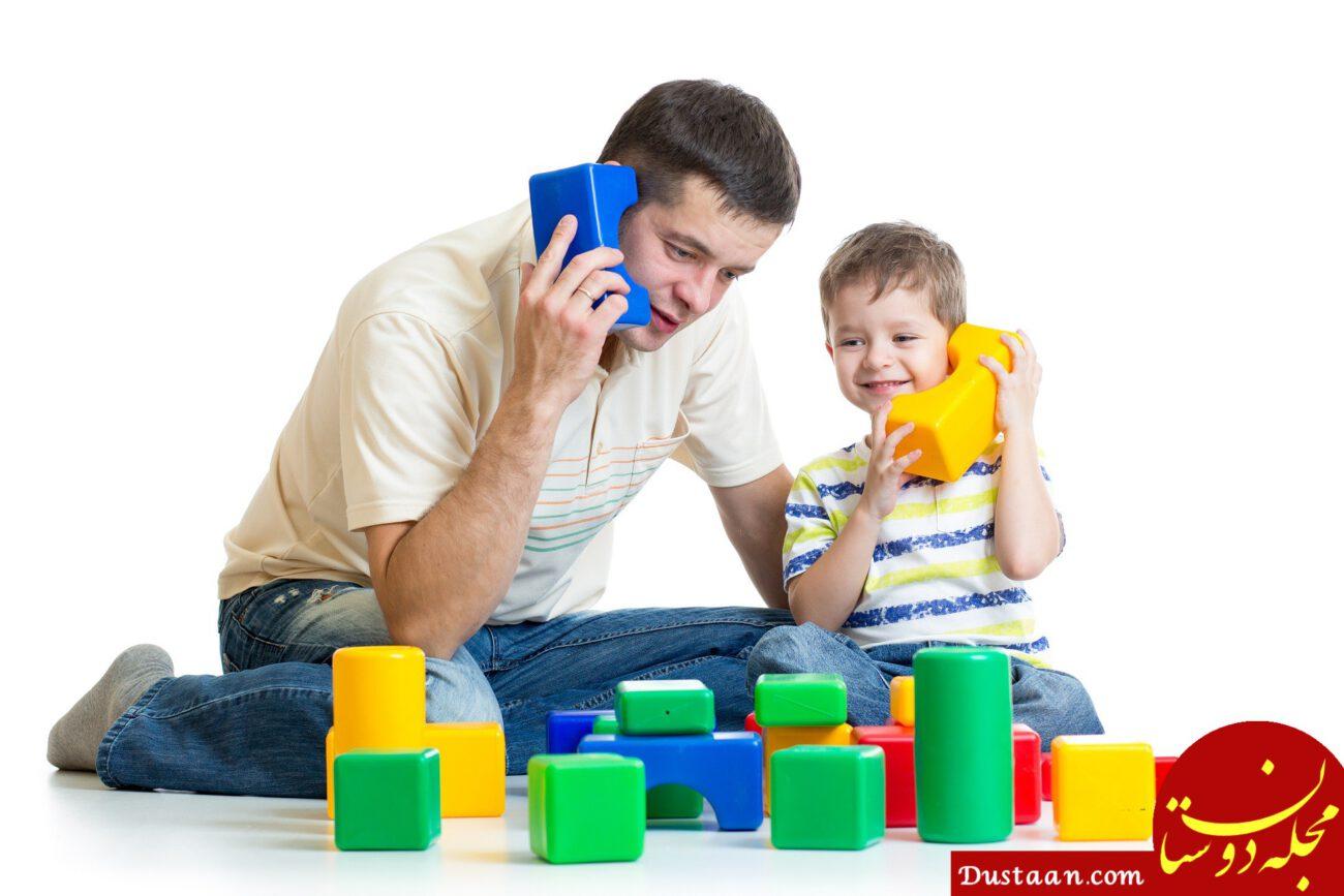 www.dustaan.com در تربیت فرزندانتان سختگیری نکنید!