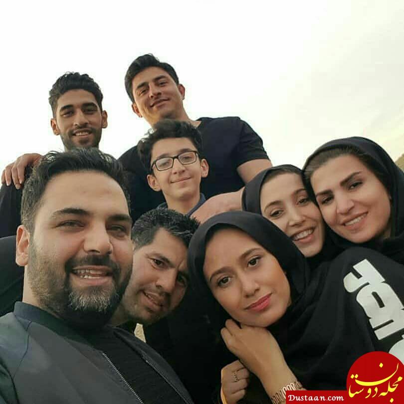 www.dustaan.com احسان علیخانی و کاروان عصر جدید در پلدختر لرستان +تصاویر