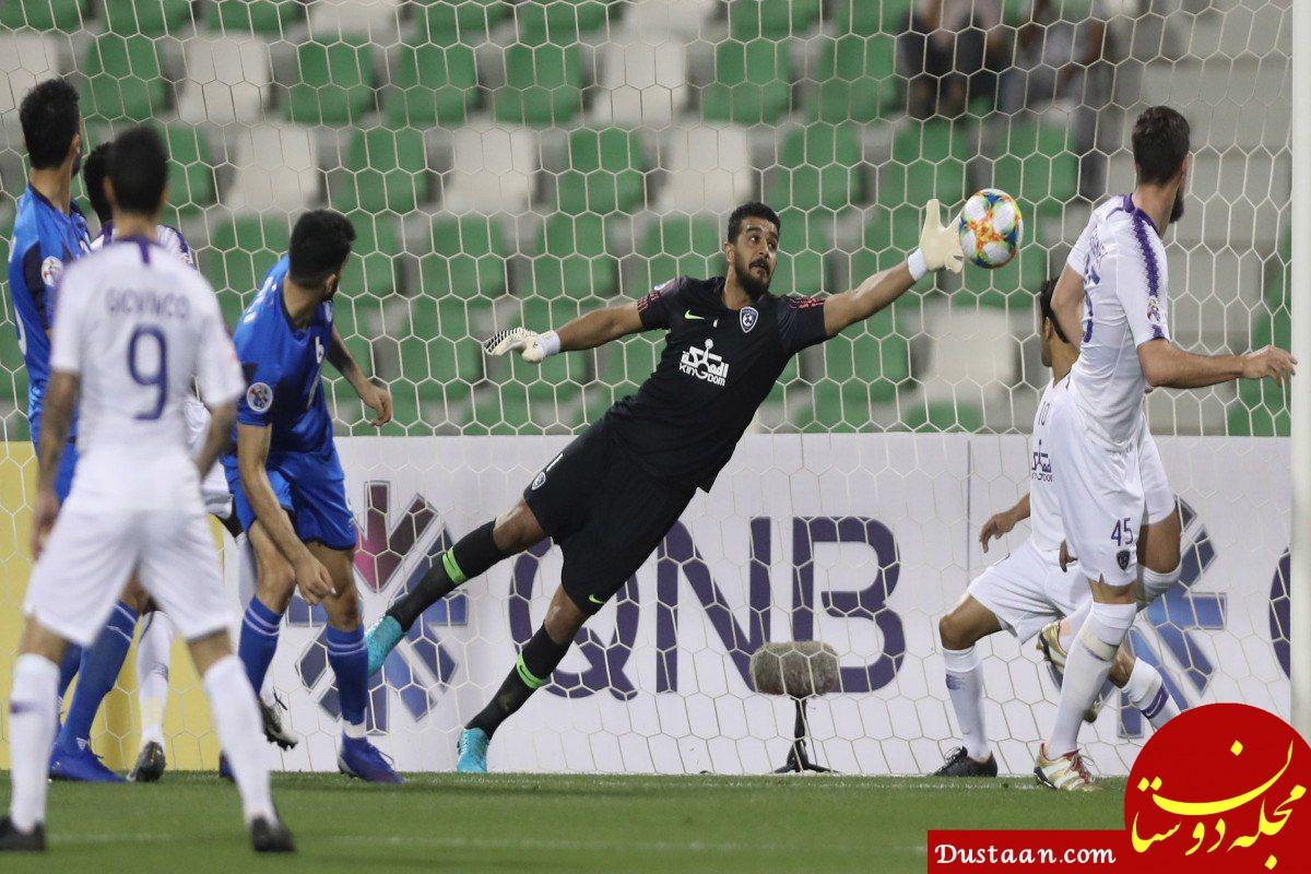 www.dustaan.com آیا گل دوم استقلال به الهلال در شرایط آفساید بود؟