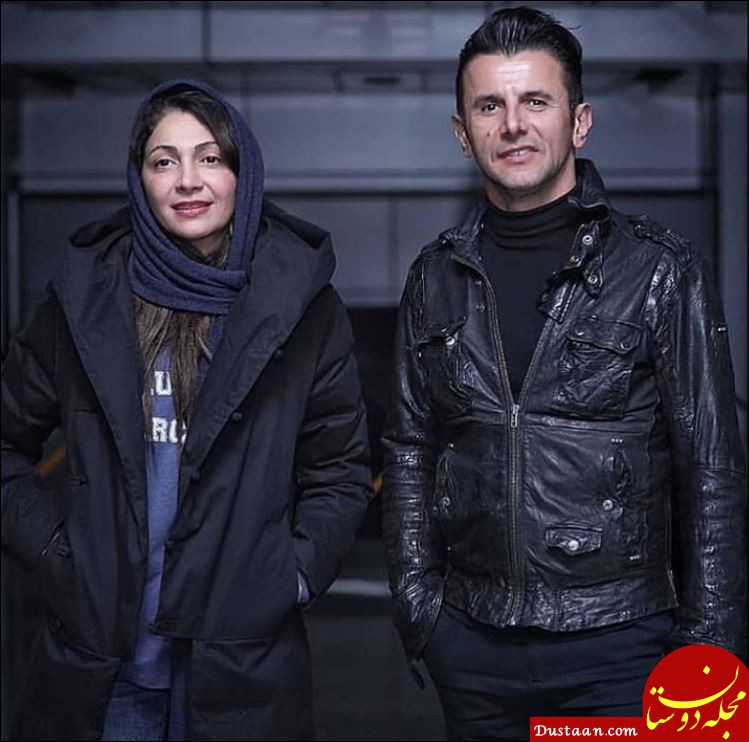 www.dustaan.com بیوگرافی و عکس های دیدنی امین حیایی ، همسرش نیلوفر خوش خلق و پسرش دارا حیایی