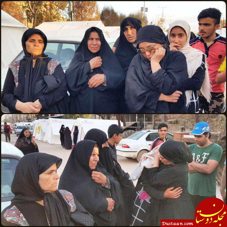 www.dustaan.com حضور بهنوش بختیاری دربین اهالی مناطق سیل زده پلدختر +عکس