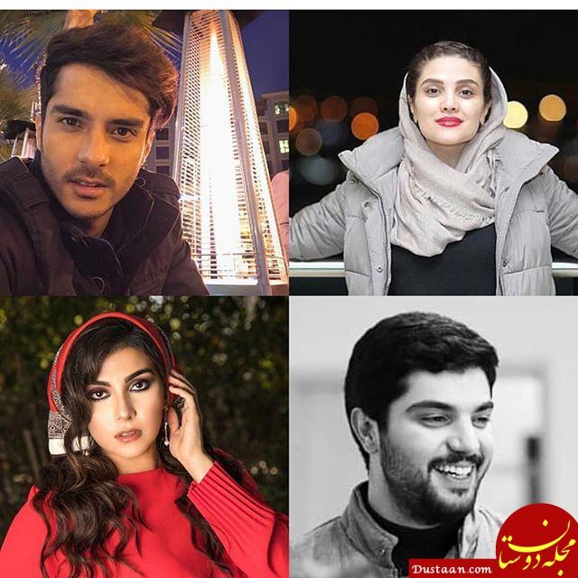 بیوگرافی و عکس های جذاب سارا سهیلی دختر سعید سهیلی