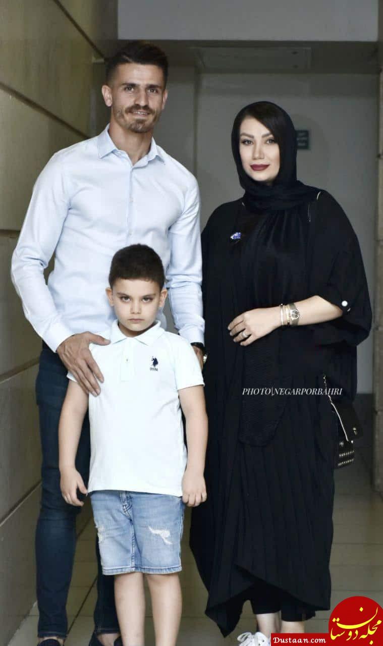 www.dustaan.com بیوگرافی و عکس های وریا غفوری به همراه همسرش