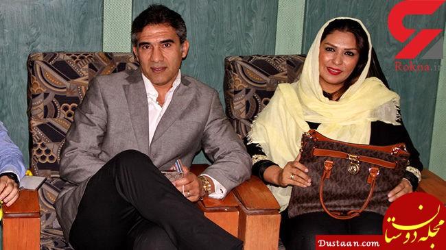 www.dustaan.com واکنش احمدرضا عابدزاده به ماجرای 3 زنه بودنش! +عکس