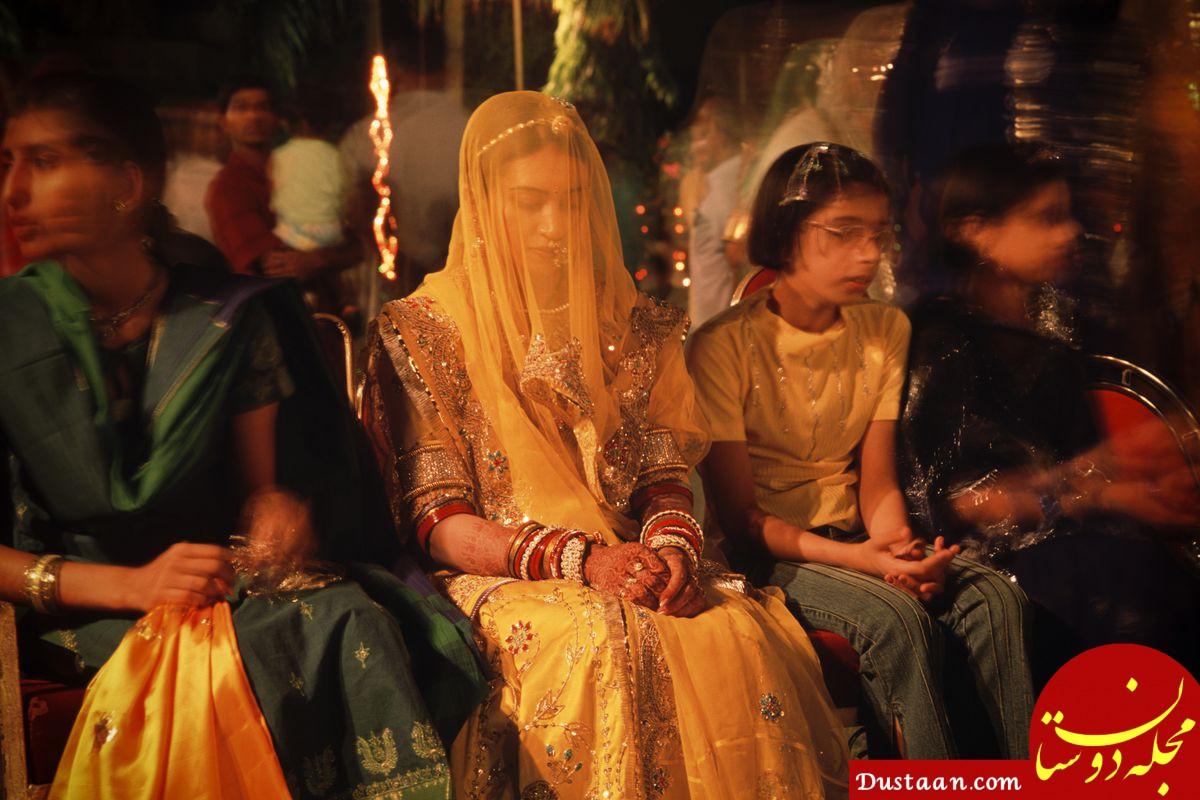 www.dustaan.com عشق شیطانی پدر شوهر به عروس جوانش در دوران نامزدی