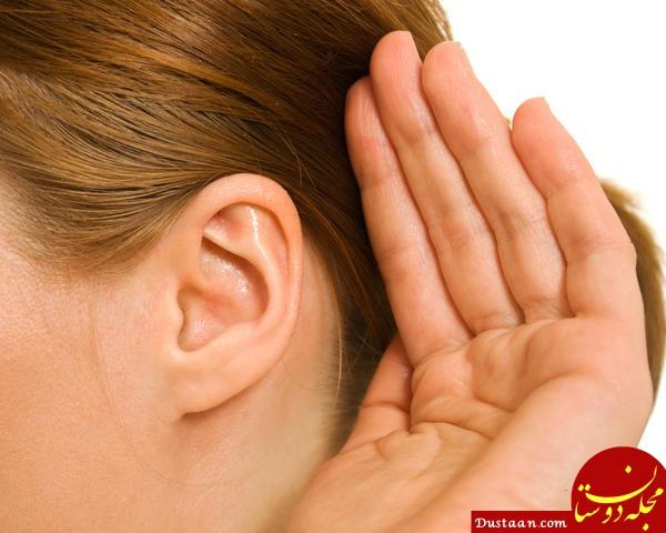 www.dustaan.com از گوش چپ خود برای جواب دادن به موبایل استفاده کنید