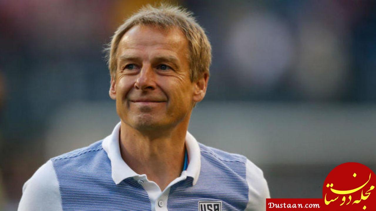 www.dustaan.com تایید سرمربی گری کلینزمن برای تیم ملی ایران