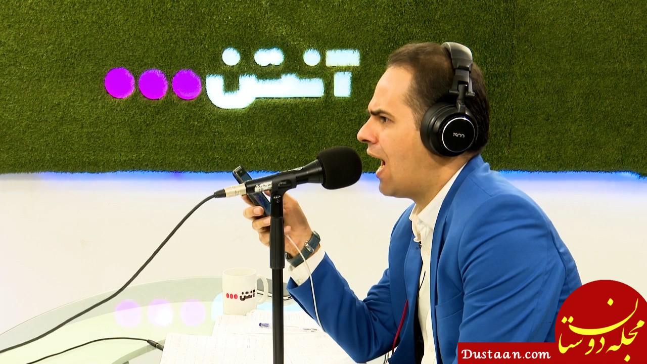 www.dustaan.com عباس قانع جایگزین عادل فردوسی پور در شبکه 3 می شود؟