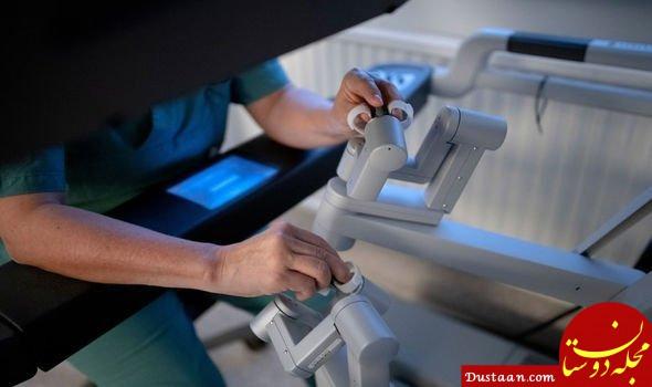 www.dustaan.com اولین نوزاد از رحم پیوندی با ربات متولد شد