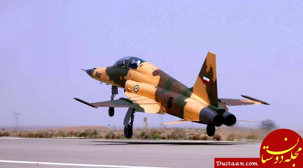 www.dustaan.com پرواز جنگنده ایرانی «کوثر» در آسمان تهران