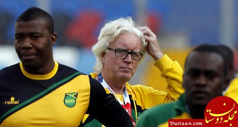 www.dustaan.com کولی: موهای شفر در فوتبال سفید شده است