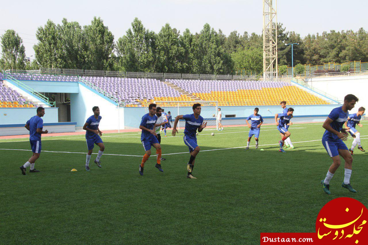 www.dustaan.com گزارشی از وضعیت تیم های پایه استقلال