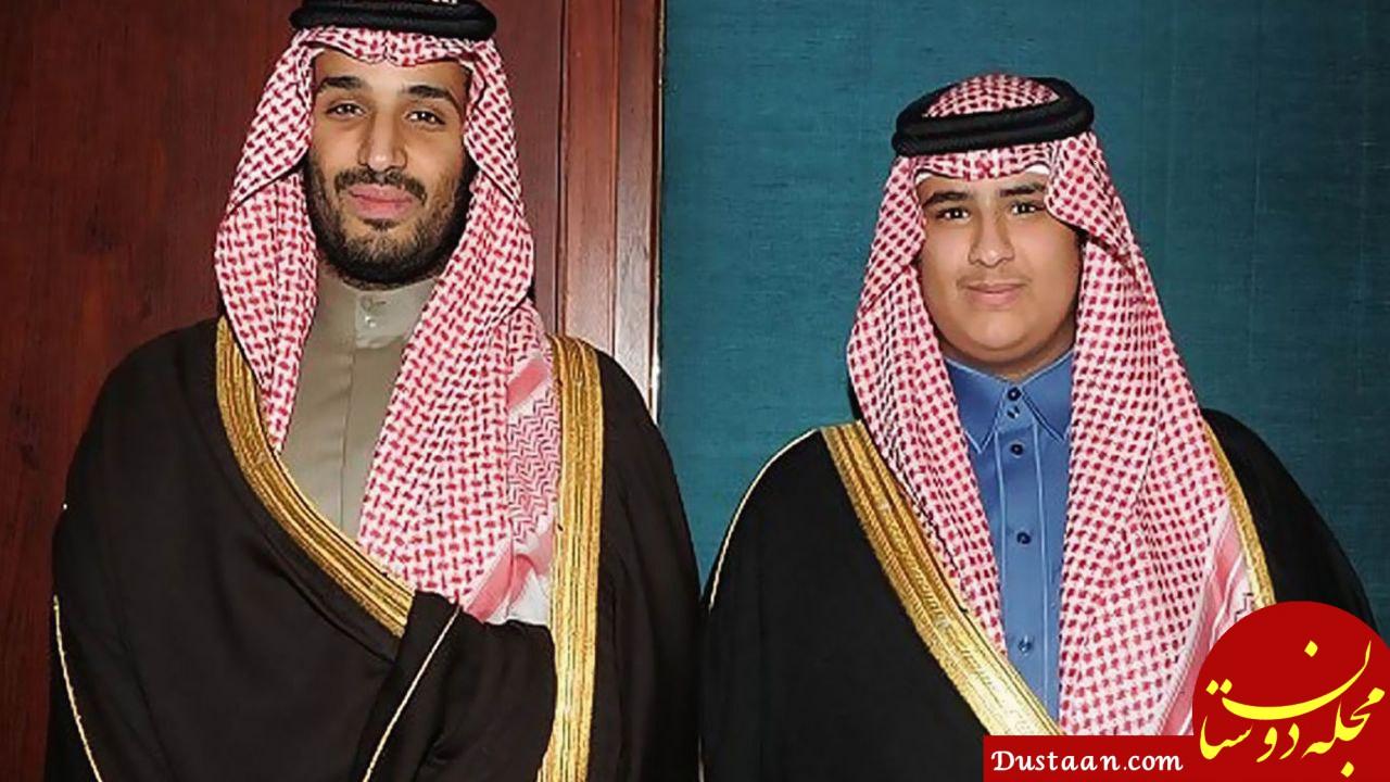 www.dustaan.com بنسلمان به برادرش هم رحم نکرد!