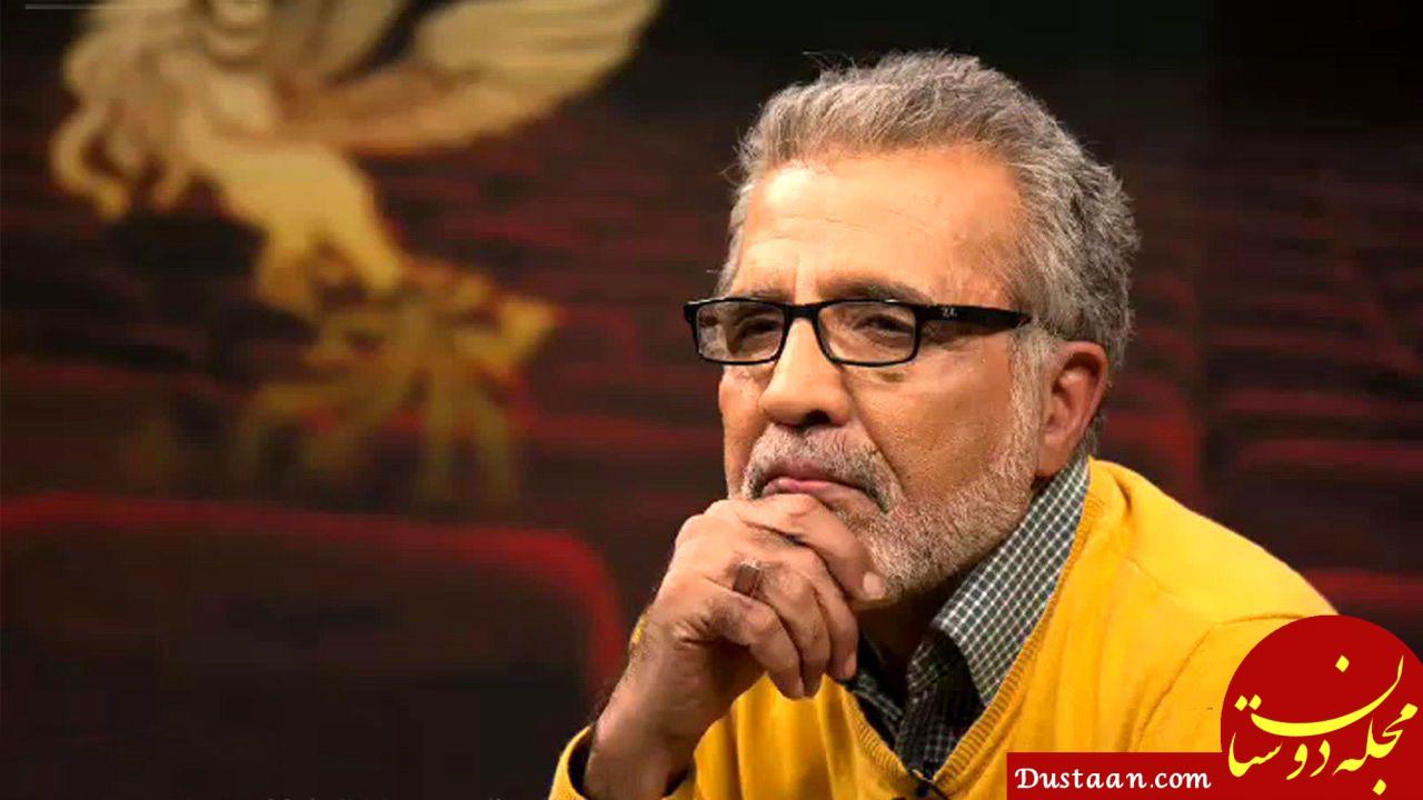 www.dustaan.com بهروز افخمی: فرهادی قصد داشت در فروشنده مردم ایران را تحقیر کند