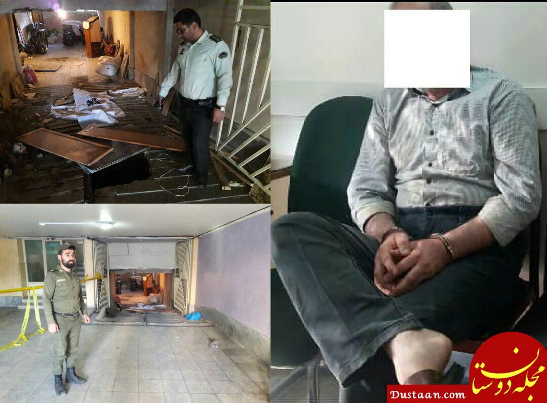 www.dustaan.com قتل به خاطر اعزام به دبی +عکس