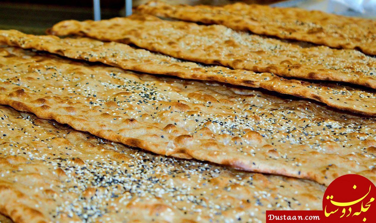 www.dustaan.com قیمت نان افزایش می یابد؟