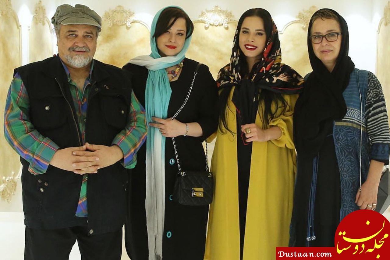 بیوگرافی و عکس های جذاب مهراوه شریفی نیا و ملیکا شریفی نیا