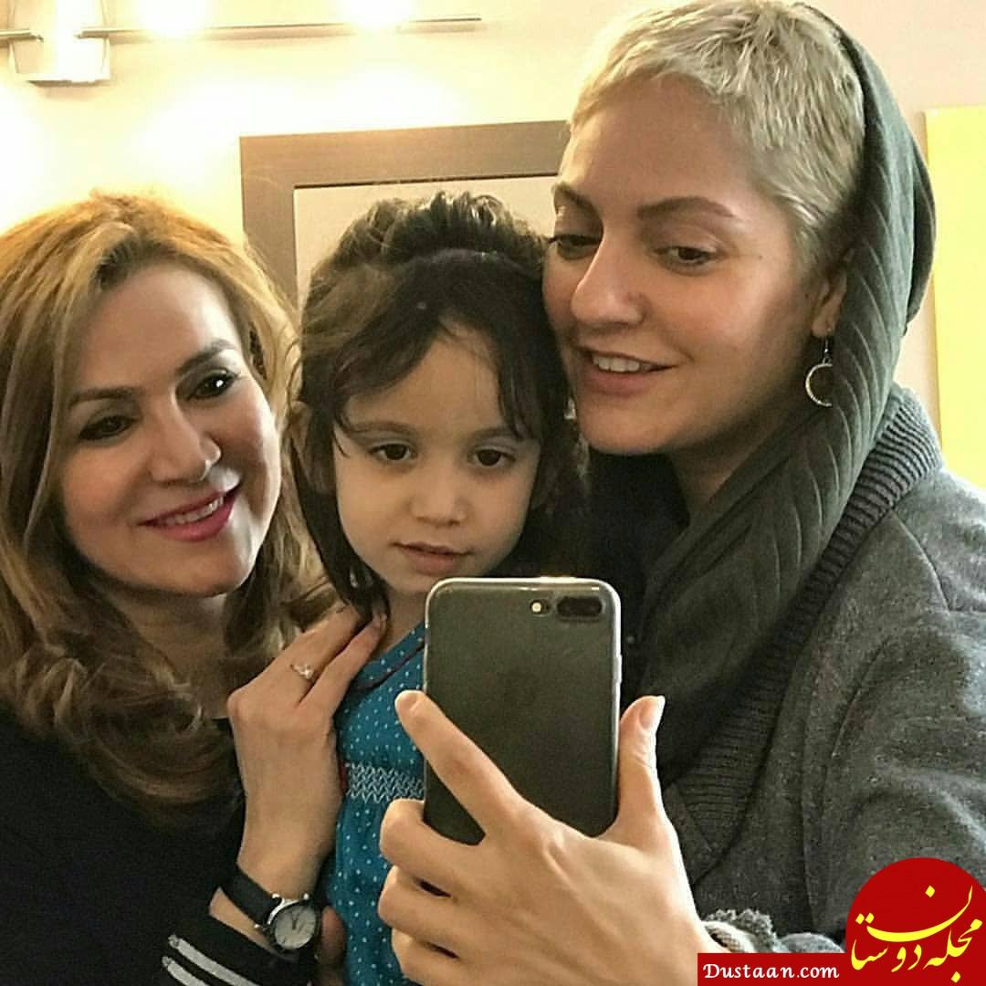 www.dustaan.com بیوگرافی و عکس های زیبای مهناز افشار ، همسرش یاسین رامین و دخترش لیانا