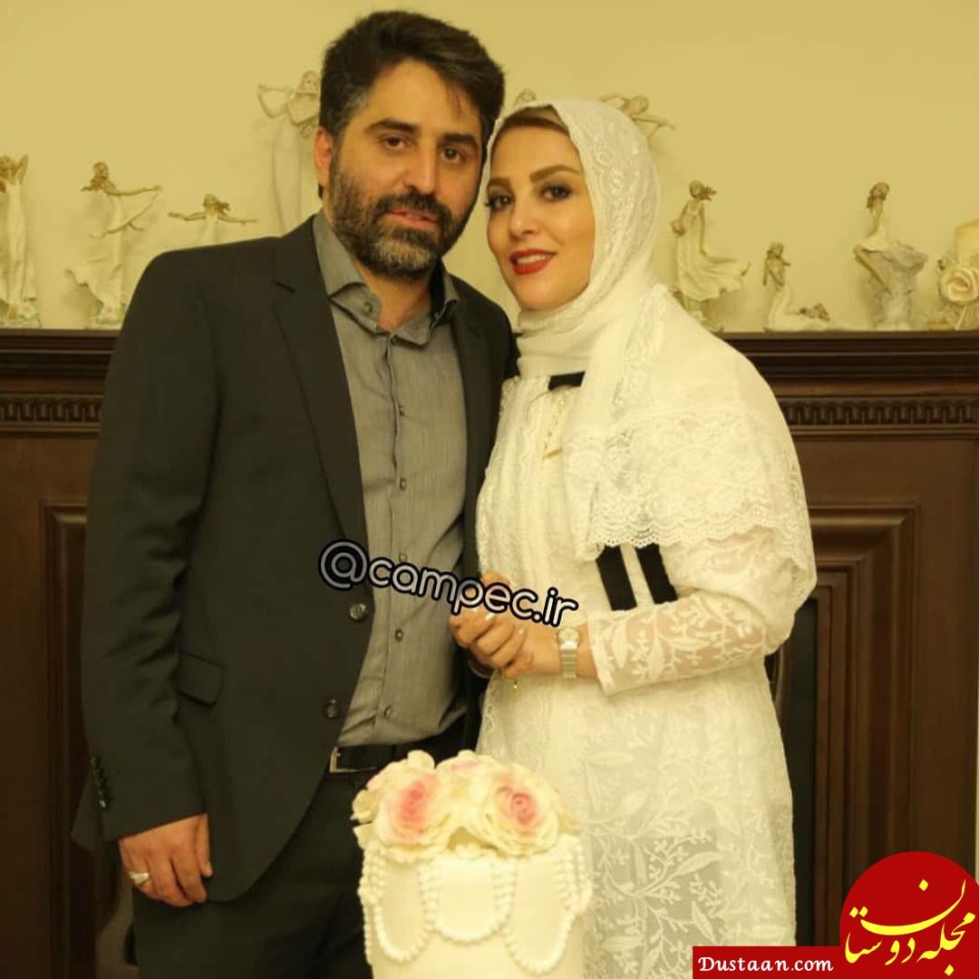 بیوگرافی و عکس های جذاب ژیلا صادقی و همسرش محسن رجبی