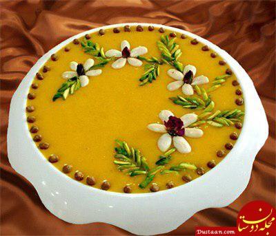 www.dustaan.com طرز تهیه کاچی به سبکی خوشمزه