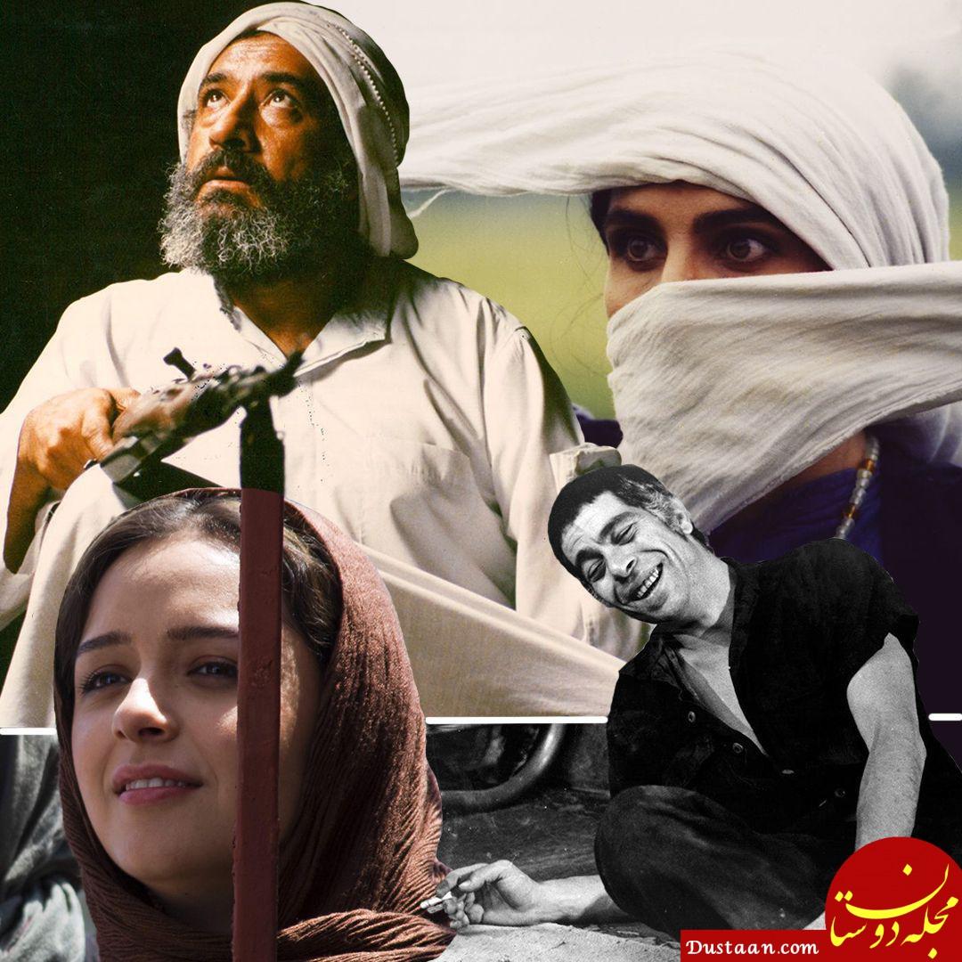www.dustaan.com «گوزن ها» بهترین فیلم تاریخ سینمای ایران شد