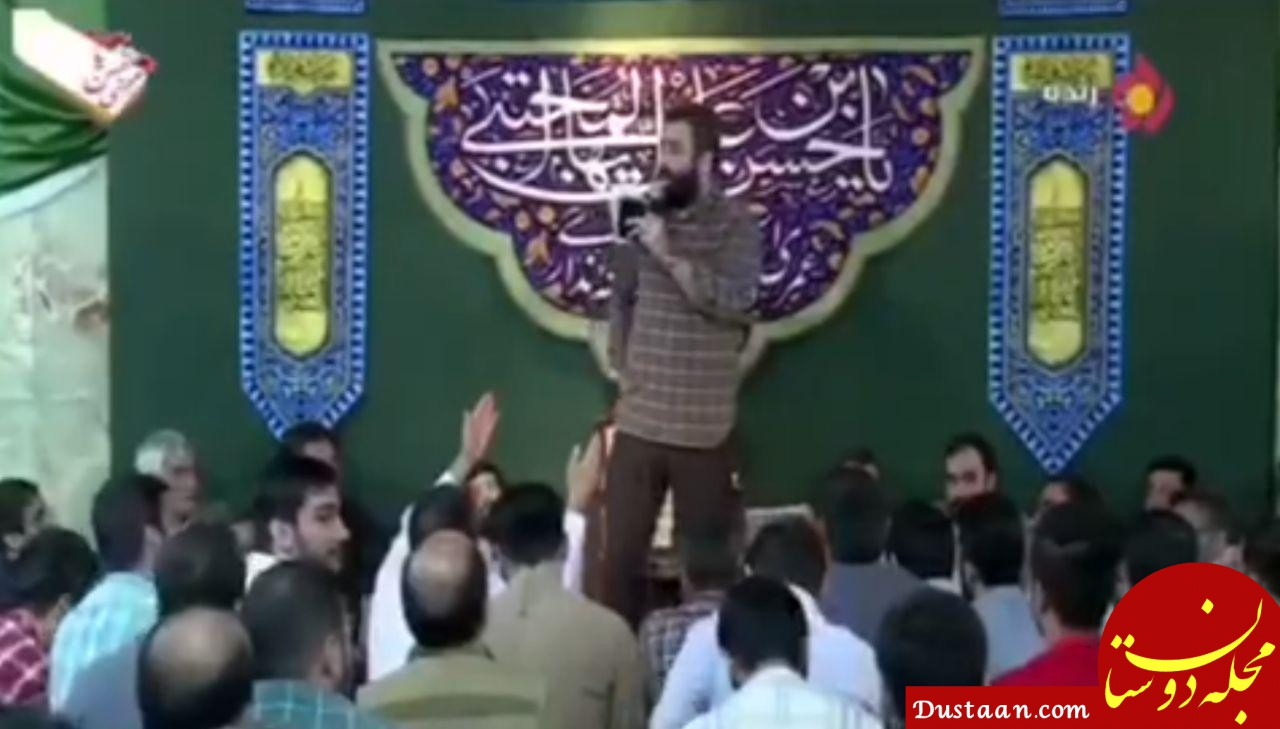 www.dustaan.com بازداشت مداح توهین کننده به مقدسات اهل سنت