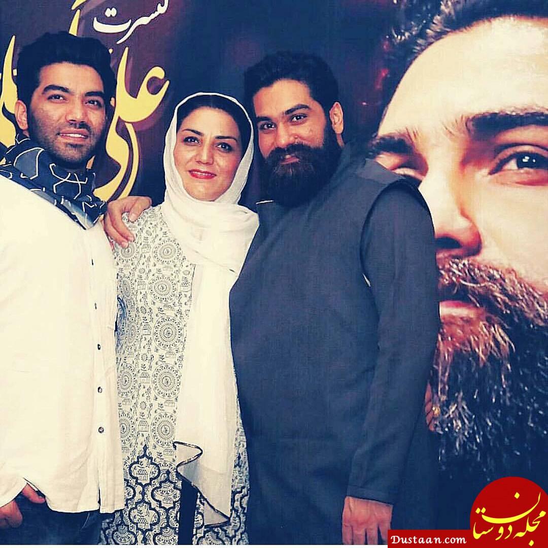 www.dustaan.com بیوگرافی و عکس های دیدنی علی زند وکیلی