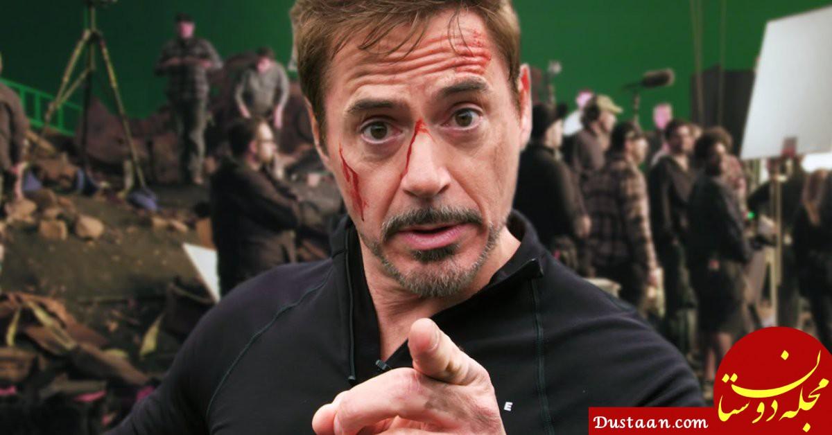 www.dustaan.com انتقاد از دستمزد 75 میلیون دلاری بازیگر فیلم «انتقام جویان: پایان بازی»