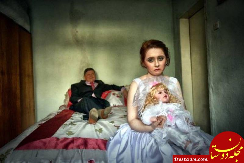 www.dustaan.com مجله اینترنتی فال روزانه حافظ 1557242882 - دختران خردسالی که شوهر دارند!