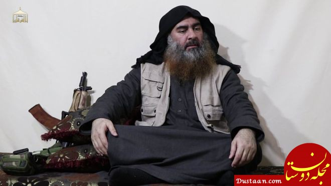 www.dustaan.com رهبر تروریست های تکفیری داعش در افغانستان است؟