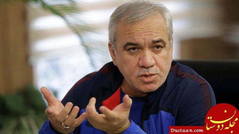 www.dustaan.com مدیرعامل سابق استقلال : قهرمانی پرسپولیس ارزش ندارد!