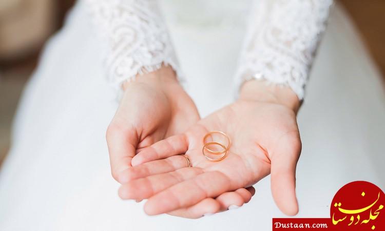 www.dustaan.com عروس مسن میلیاردی پول داد تا داماد کم سن و سال را برای ازدواج راضی کند!