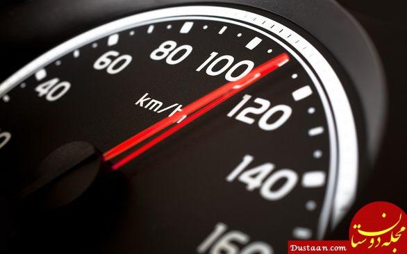 www.dustaan.com حداکثر سرعت مجاز در معابر مختلف تهران اعلام شد