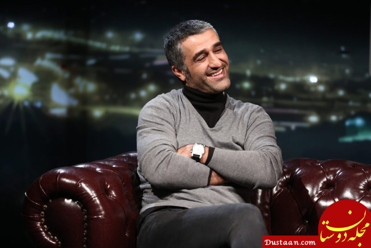 www.dustaan.com متن احساسی پژمان جمشیدی درباره خسرو حیدری در اینستاگرام